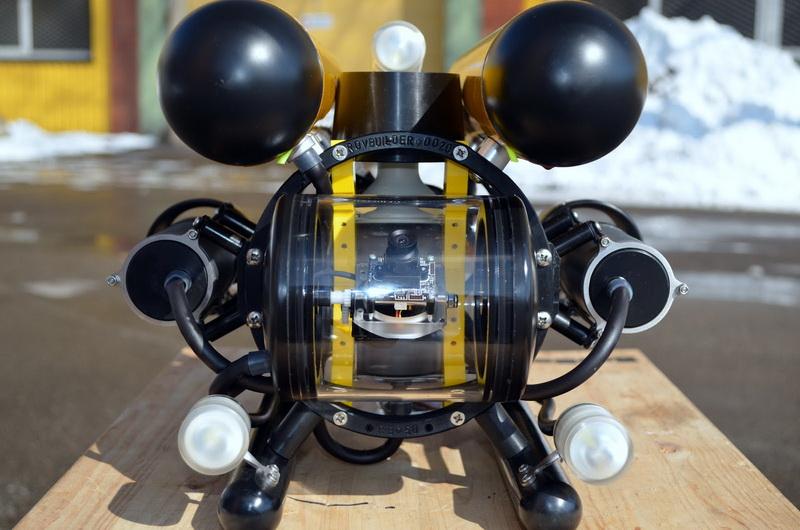 Подводный аппарат РБ-50
