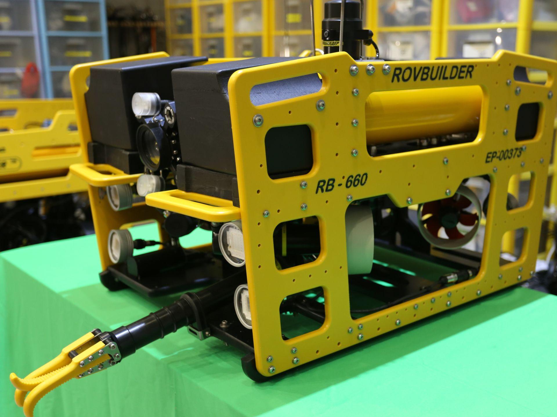 ROV RB-660D